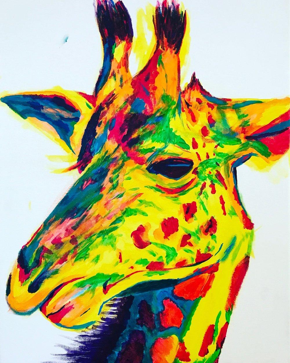 Spirit Giraffe