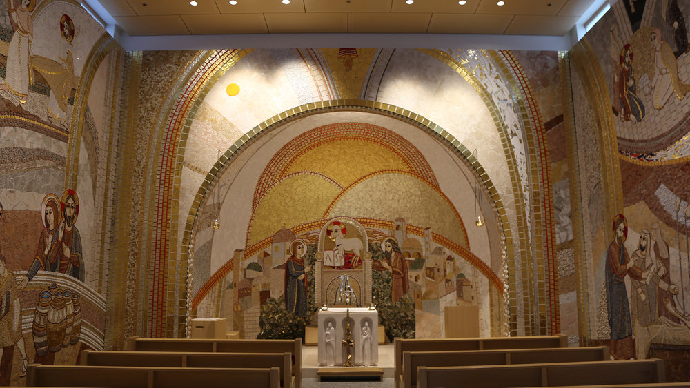 Saint John Paul II National Shrine -