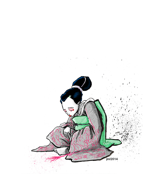 The Last Geisha