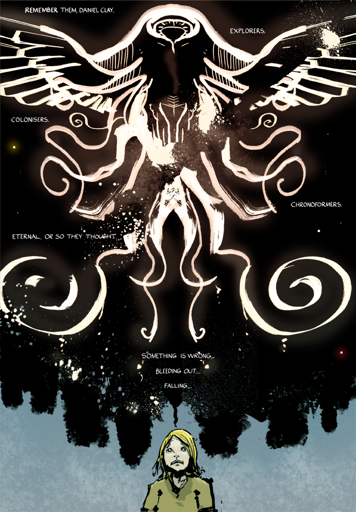 Misericordia - Entanglement page 46