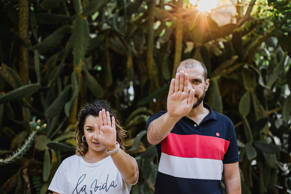 - Carolina y Álvaro - -