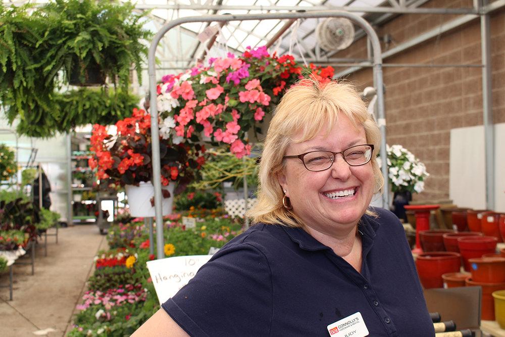 Judy- Employee at Dupont Road