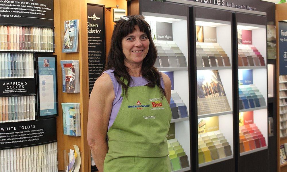 Tammy- Sales associate