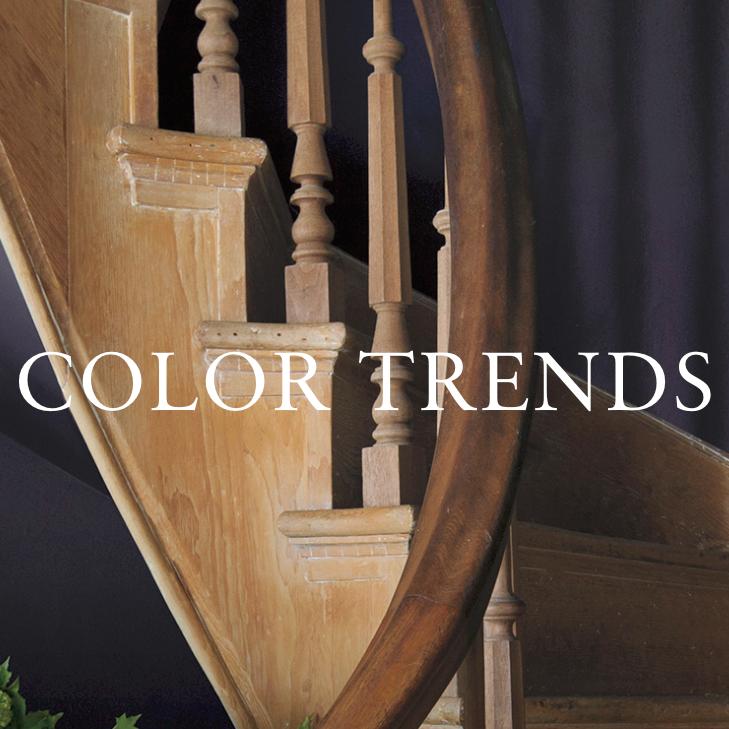 Benjamin Moore Color Trends 2017