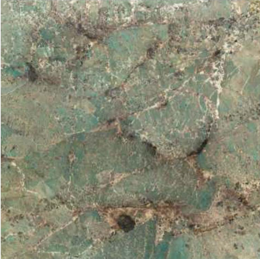 AMAZONITE POLISHED STONE SLAB 2CM THICK