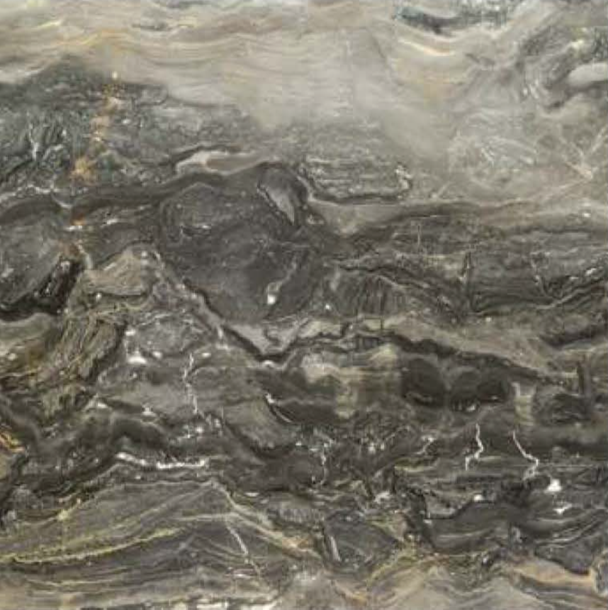 "DARK ARABESCATO OROBICO POLISHED STONE 3 / 4"" SLAB 2CM"