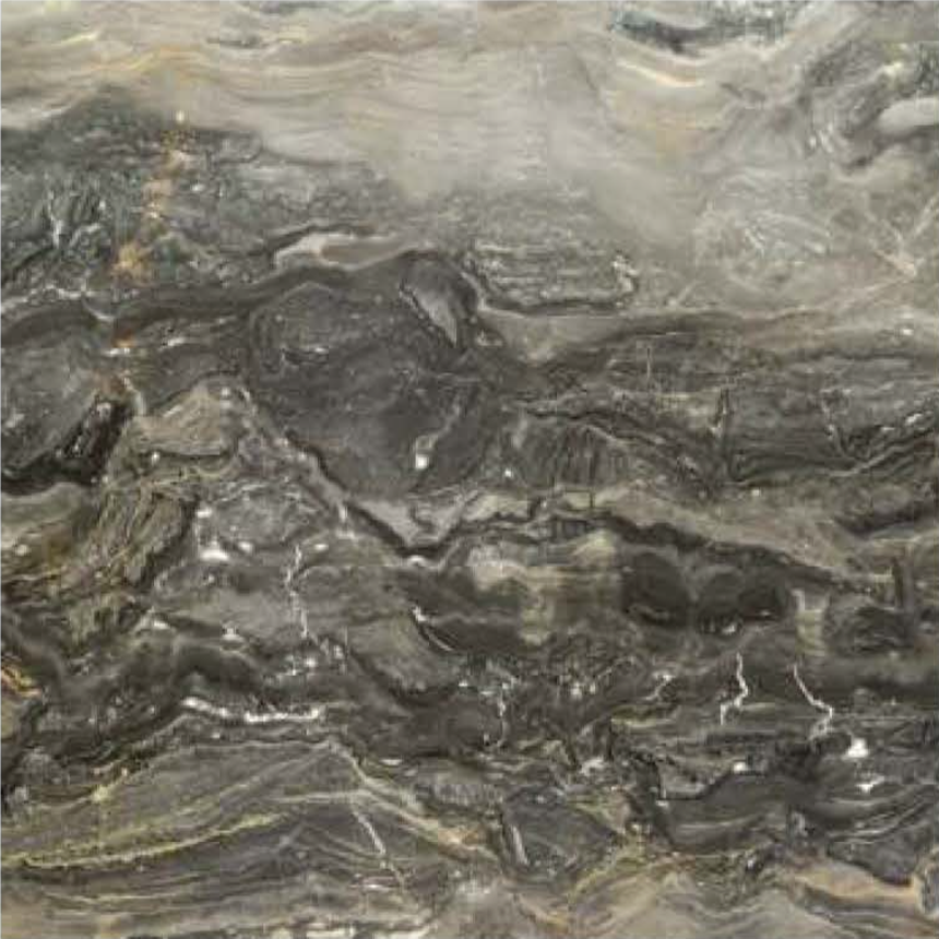 "DARK ARABESCATO OROBICO POLISHED STONE 1-1/4"" SLAB 3CM THICK"