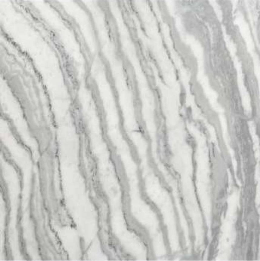 "BIANCO FUMO POLISHED STONE 3/4"" SLAB 2CM THICK"