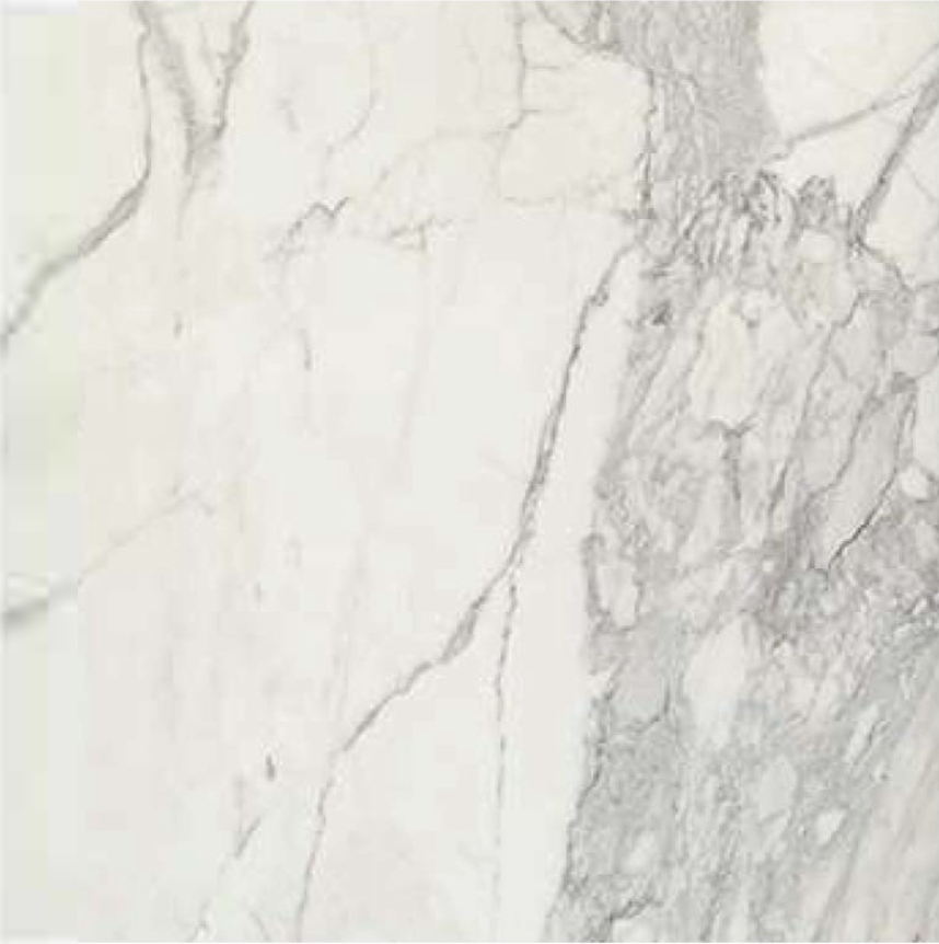 "CALACATTA GOLD A2 STANDARD POLISHED STONE 1-1/4"" SLAB 3CM THICK"