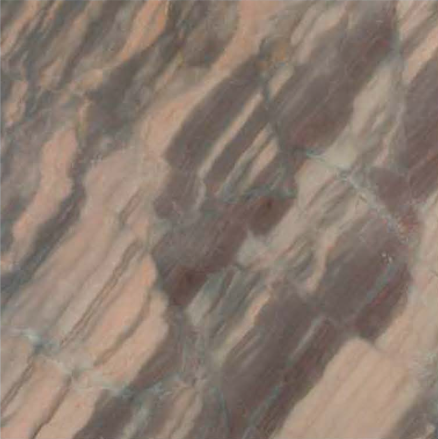 "ELEGANT BROWN LEATHER STONE 3/4"" SLAB 2CM THICK"