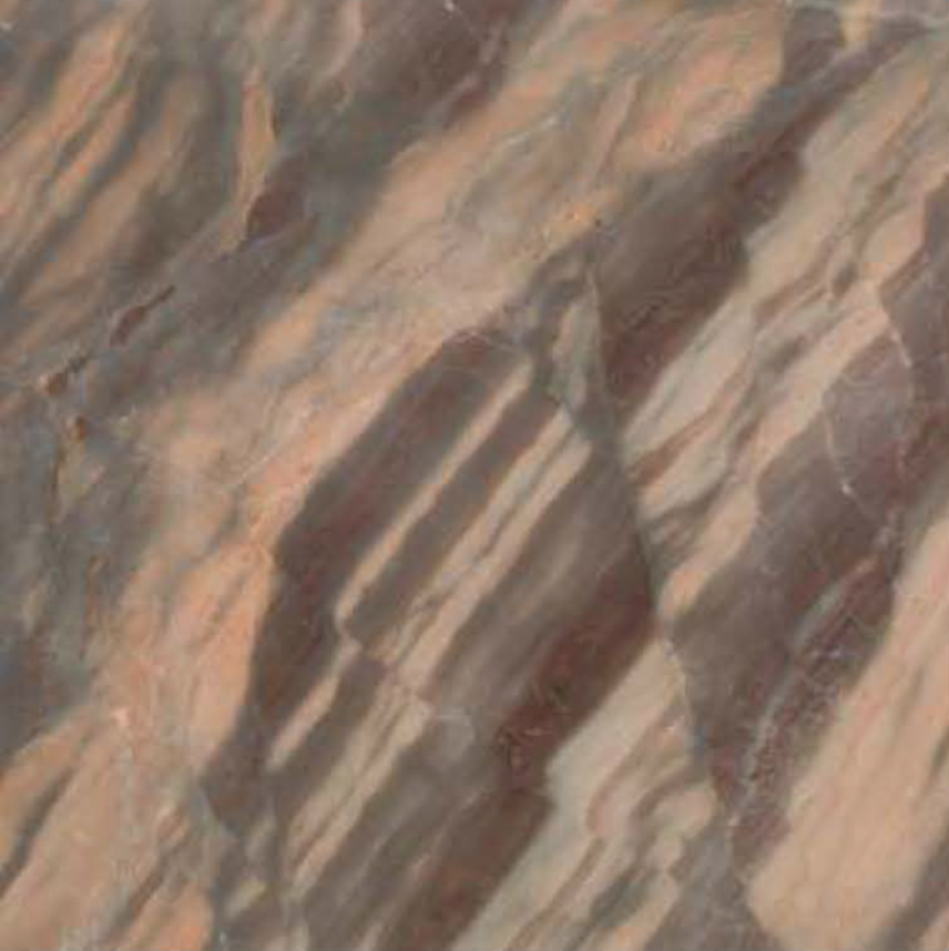 "ELEGANT BROWN POLISHED STONE 3/4"" SLAB 2CM THICK"