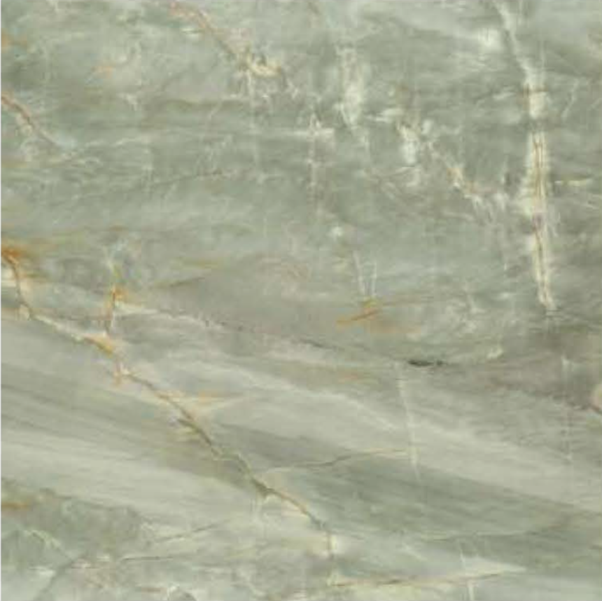 "EMERALD QUARTZITE POLISHED STONE 1-1/4"" SLAB 3CM THICK"