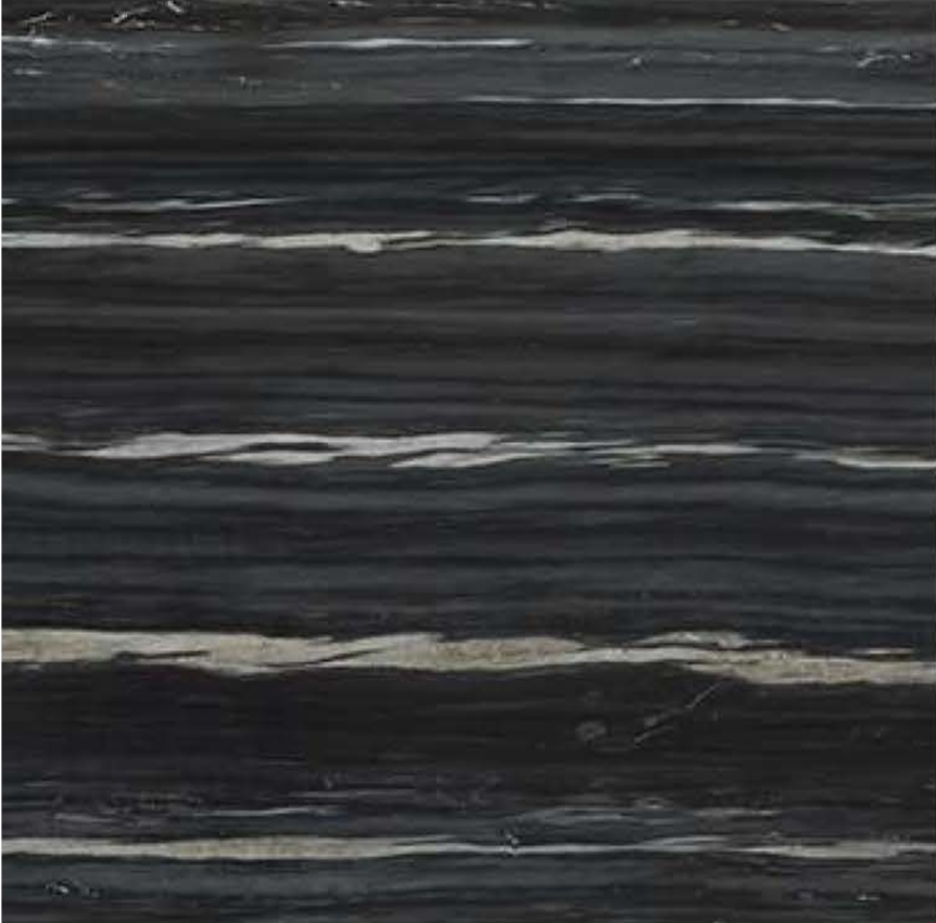 "HORIZONTAL BLACK POLISHED STONE 1-1/4"" SLAB 3CM THICK"
