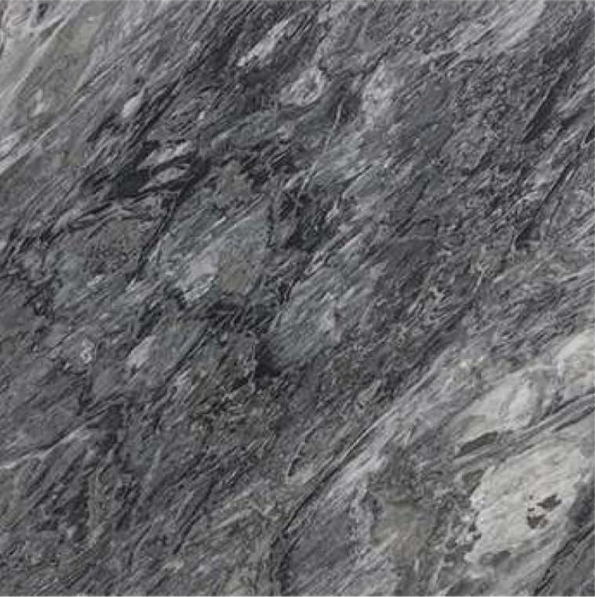 "MANHATTAN DARK HONED STONE 3/4"" SLAB 2CM THICK"