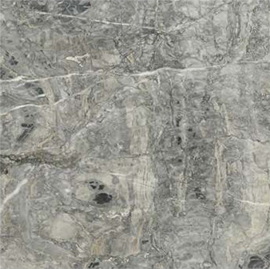 "MANHATTAN DARK POLISHED STONE 1-1/4"" SLAB 3CM"