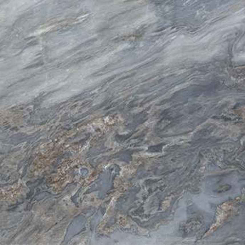 "PALISANDRO BLUETTE CROSS CUT POLISHED STONE 3/4"" SLAB"