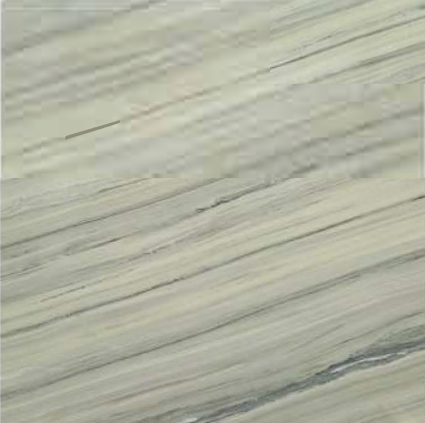 "PILLOW WHITE POLISHED STONE 1-1/4"" SLAB 3CM THICK"