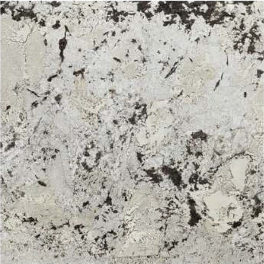 "ROYAL WHITE POLISHED STONE 1-1/4"" SLAB 3CM SLAB"