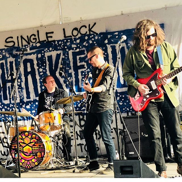 Da boyz at @the_shake_up @singlelock party yesterday. Bout to fly out and miss the budskis already.
