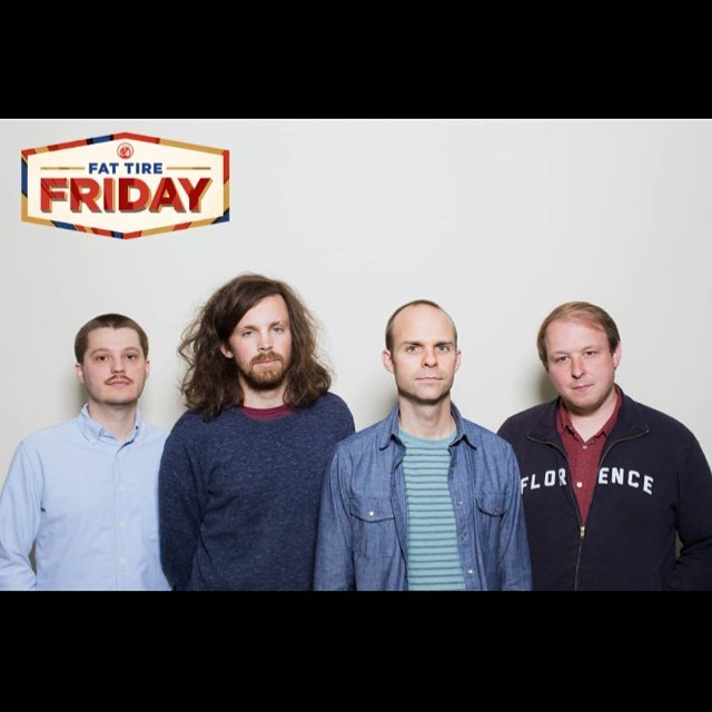 We'll be in Asheville, NC this Friday 4/20 for Fat Tire Friday at @newbelgium_avl. Free show, starts early at 5:30.
