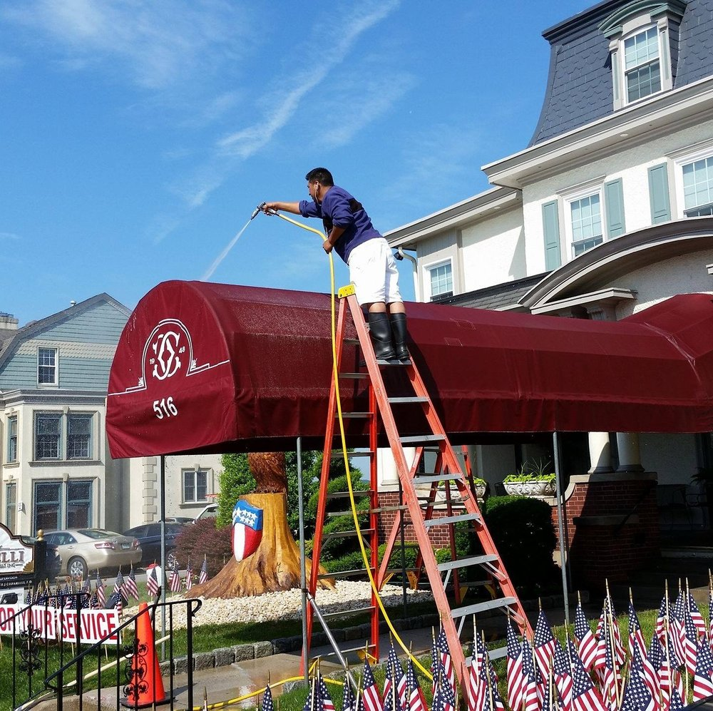 A Plus Awning Cleaning Services