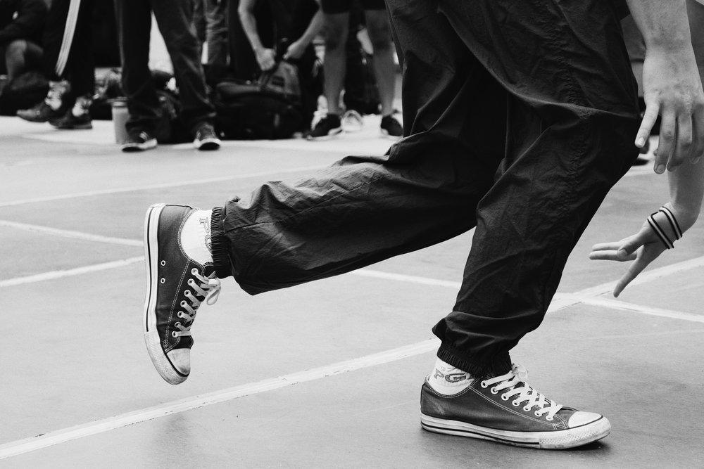 URBAN DANCE STYLES - Breaking