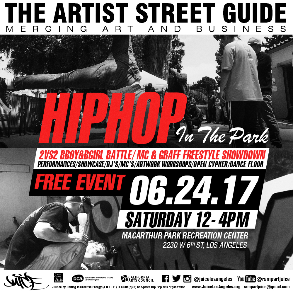 The Artist Street Guide Event Hip Hop in the Park.jpg