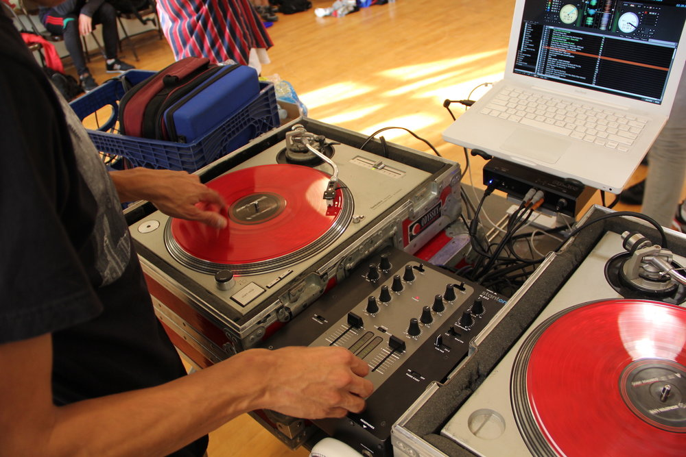 JUiCE Los Angeles Hip Hop Nonprofit Breakdance Music Art Community Turntables Vinyl.JPG