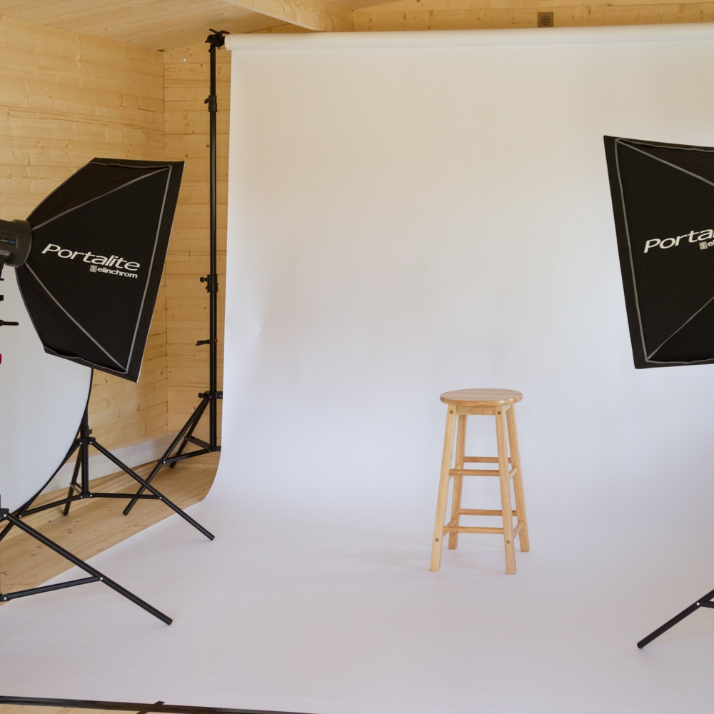 SESSIONS AT OUR STUDIO -
