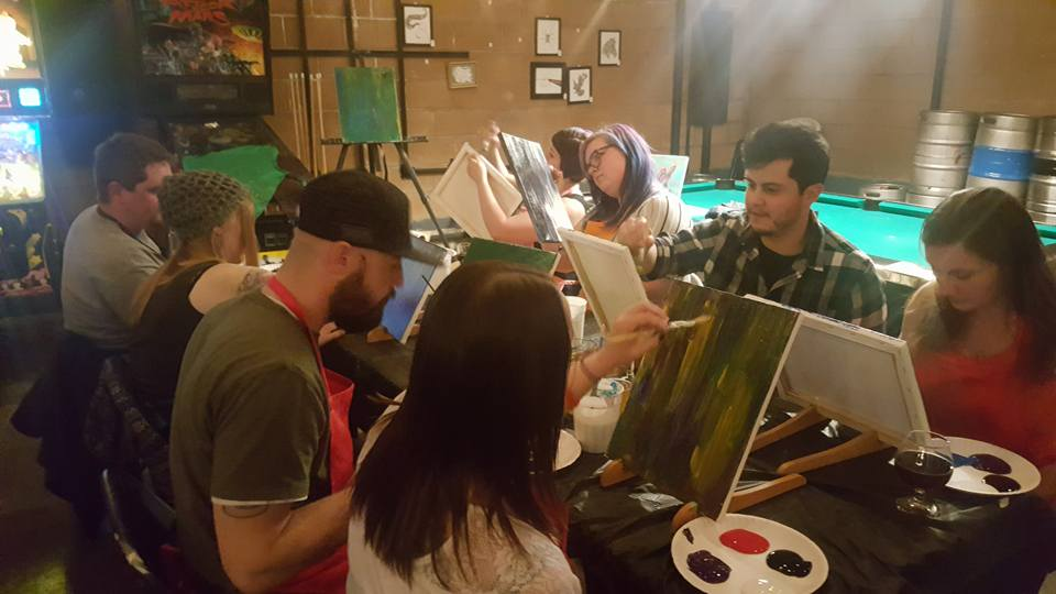 What do people think of a Go Gogh Party? -