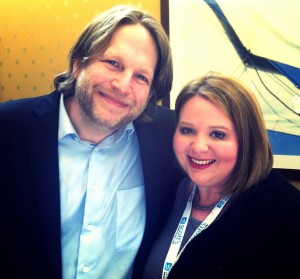 Chris Brogan + Kersten