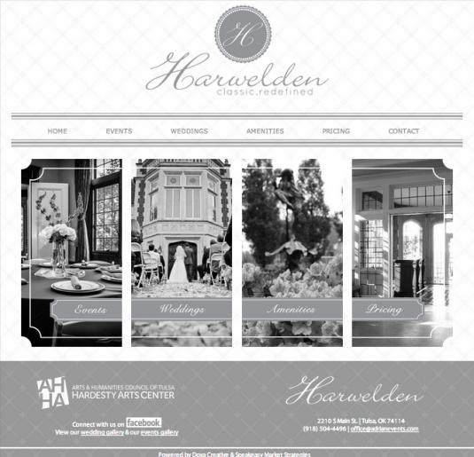 Harwelden Mansion Speakeasy Site