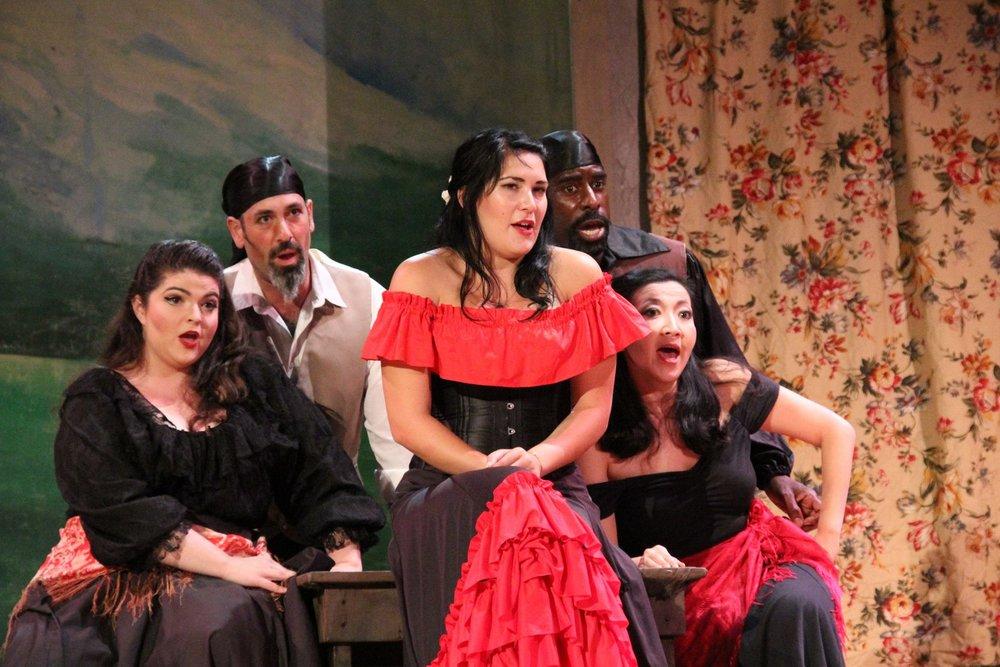 Le Dancaïre in Carmen