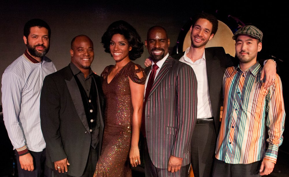 Alicia Hall Moran and the motown project