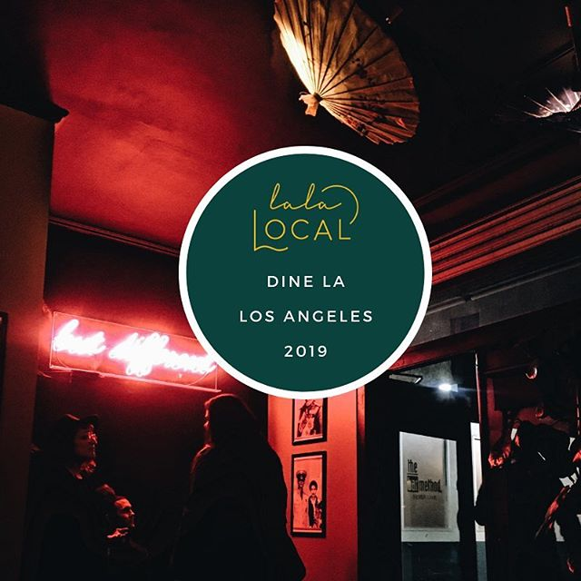 Wondering what LA locals get up to in the new year? In case you missed it, my latest @dinela post is now on the blog! Learn what #dinela is all about, my tips, past picks, and more!  This is a great time to explore LA (Jan. 11-25) through some local culinary adventures - be it with family, friends, or with a date! - Link in bio 🍽 🌴 . . . . . . . . . . . . . . . #dinela2019 #lalalocal #losangeles #explorela #discoverla #lunchinla #dinnerinla #localdinning #lalocals #lafoodie #trythis #samesamethai #silverlake #santamonica #westhollywood #happeningindtla #happeninginla #dtla #restaurantsofla #januaryinla #whattodoinlosangeles #eastla #westla