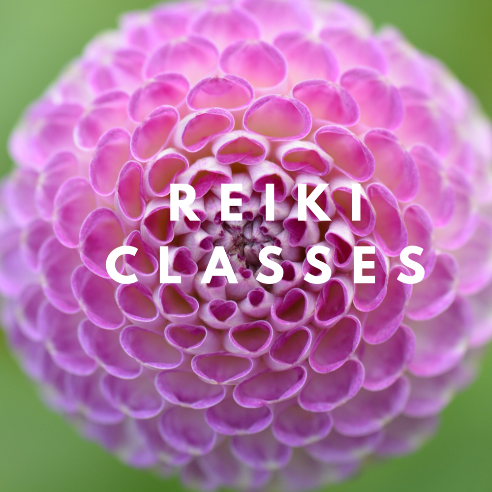 Austin Reiki Classes