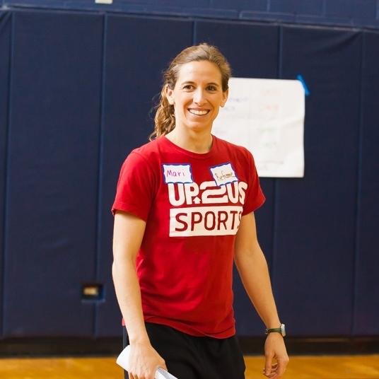 Mariana Folco Senior Training Manager Up2Us Sports Philadelphia