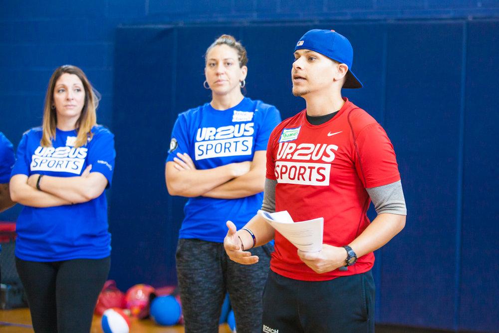 Thomas Padro Training Manager Up2Us Sports Miami
