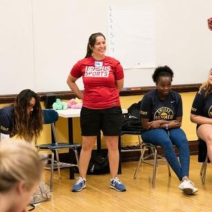 Cela Shukie Vice President Forward Progress Athletics Counseling Denver