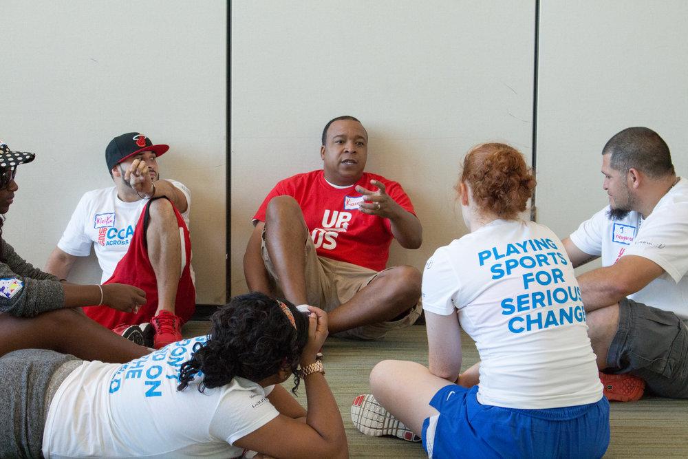Kareem Bryant Dir. of Neighborhood Programs Legacy Youth Tennis & Education Philadelphia