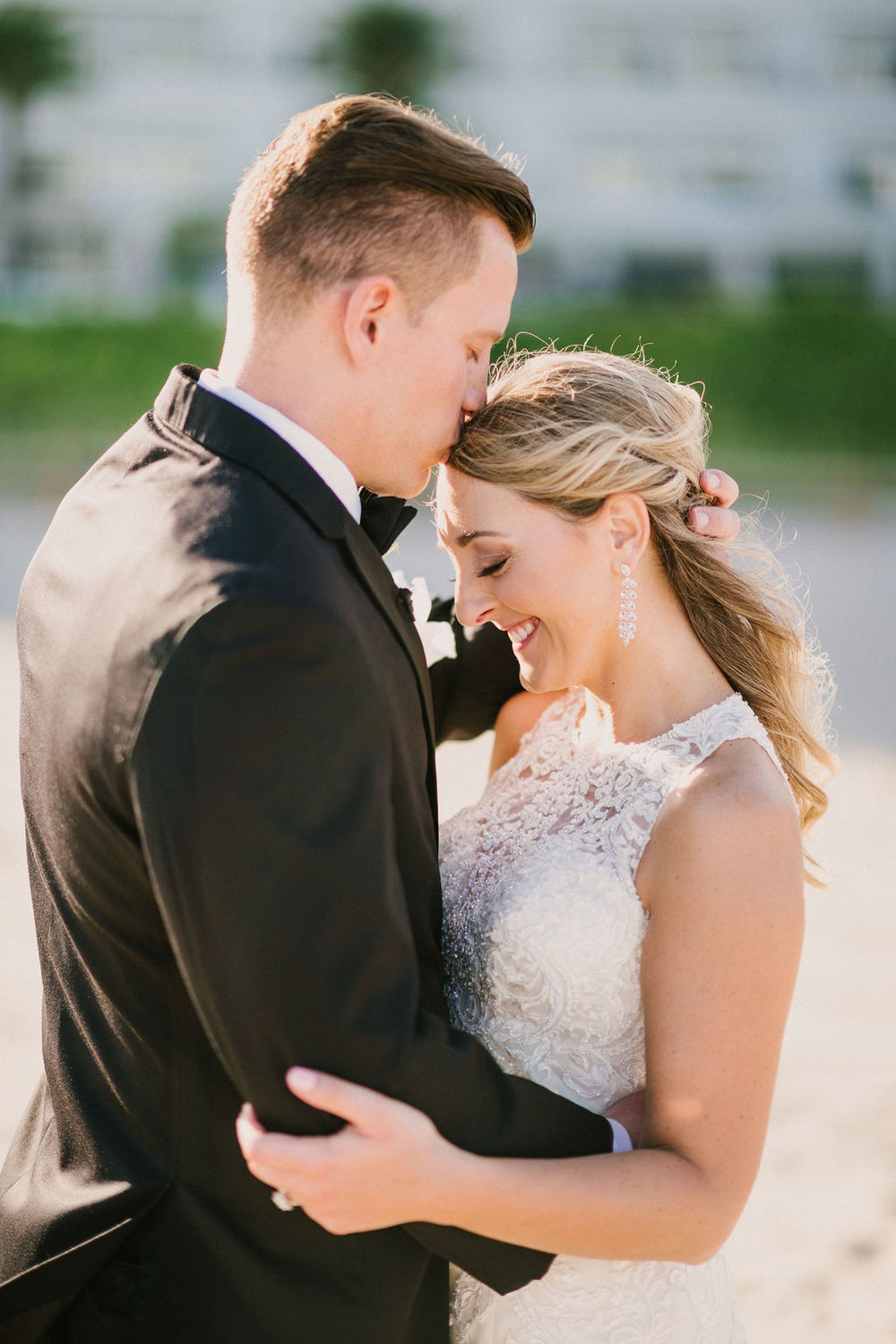 Natalie & Zack - This destination couple created a bold, tropical wedding weekend for their guests at the Marriott Harbor Beach Resort.