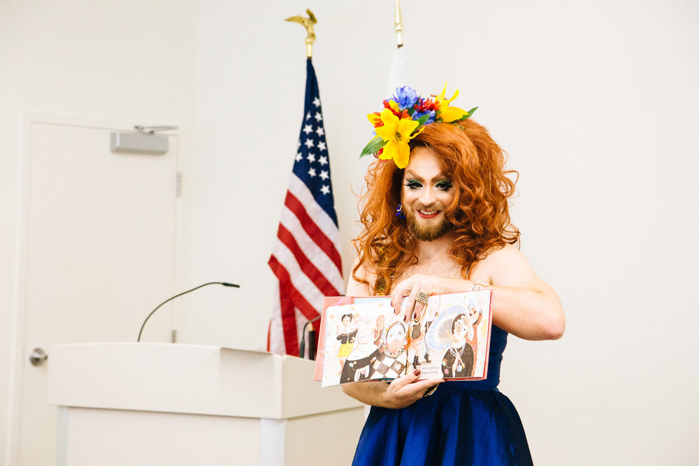 June 23, 2018 - Drag Queen Story Hour - Drag Queen Story Hour at One City One Pride 2017, photo credit Tony Coelho.jpg