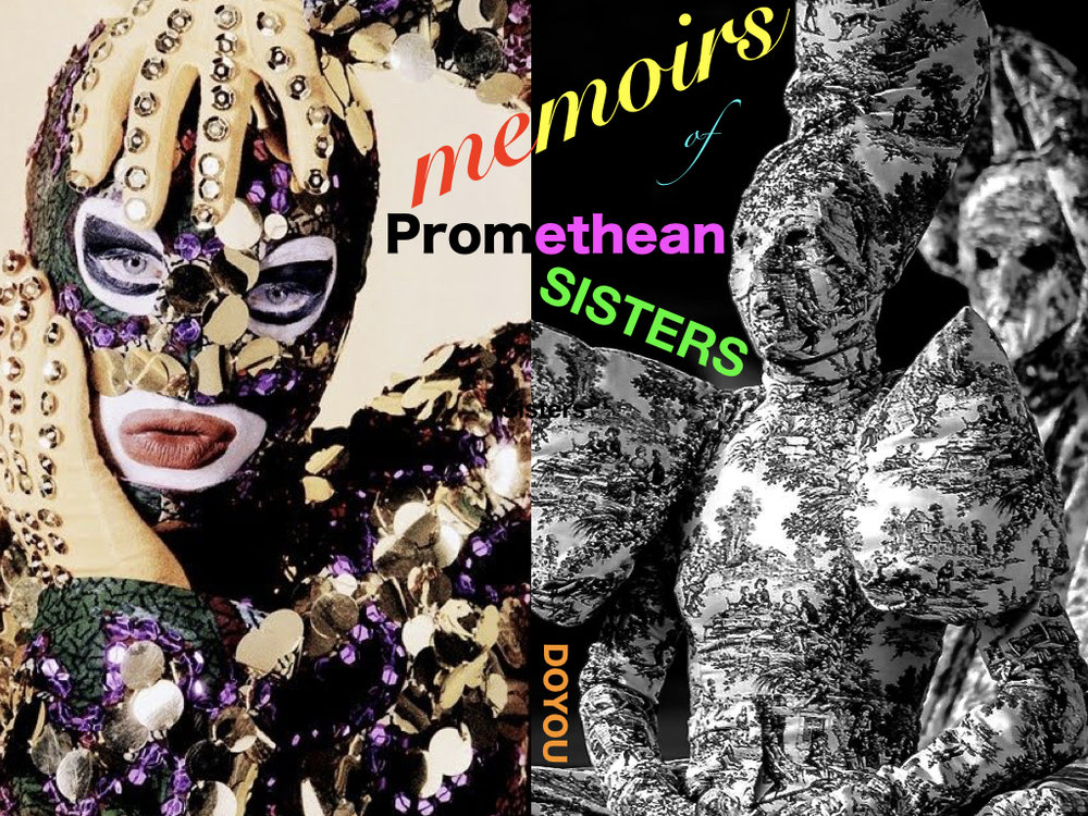 Exhibition - DoYou Memoirs of Promethean Sisters - promotional material 2 - photo credit YOZMIT.jpeg