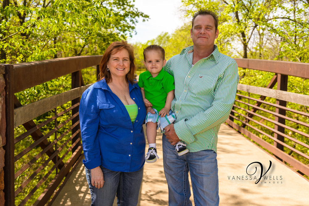 OKC Photographer Bluff Creek Park
