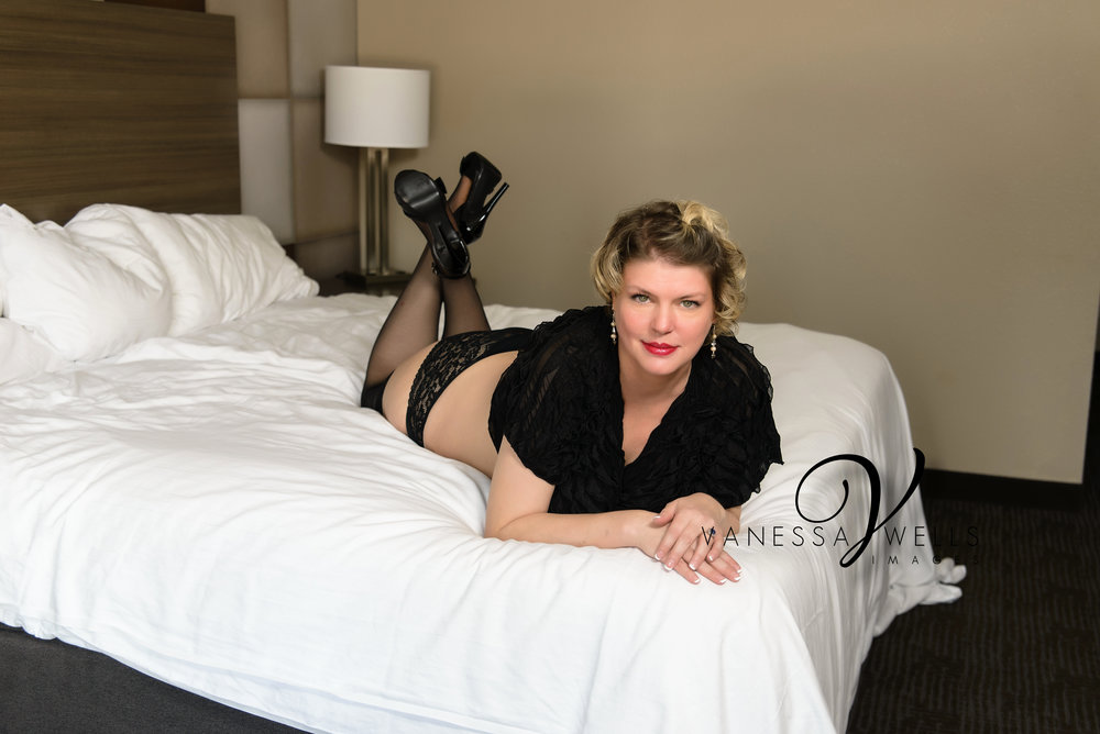 Boudoir Photographer in OKC