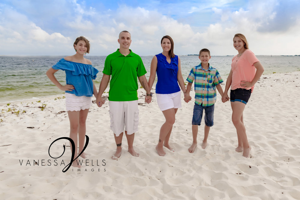 Destination Family Session, Pensacola Florida, Destination Photographer