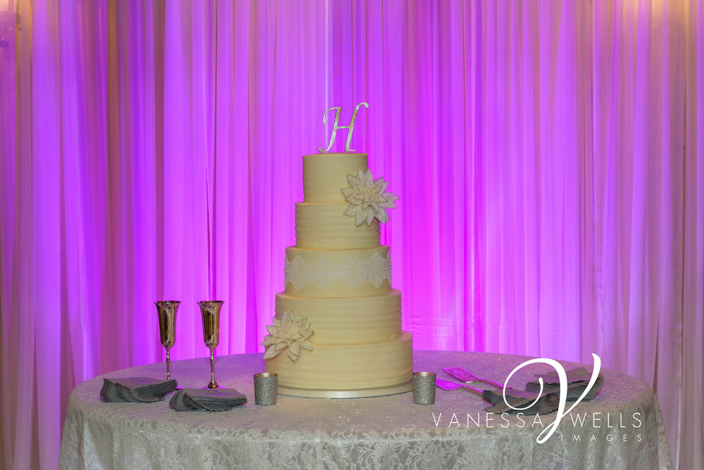 Wedding Cake, You Need A Cake, The Palace Event Center, OKC Wedding Photographer