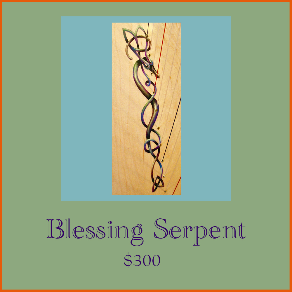 Blessing Serpent