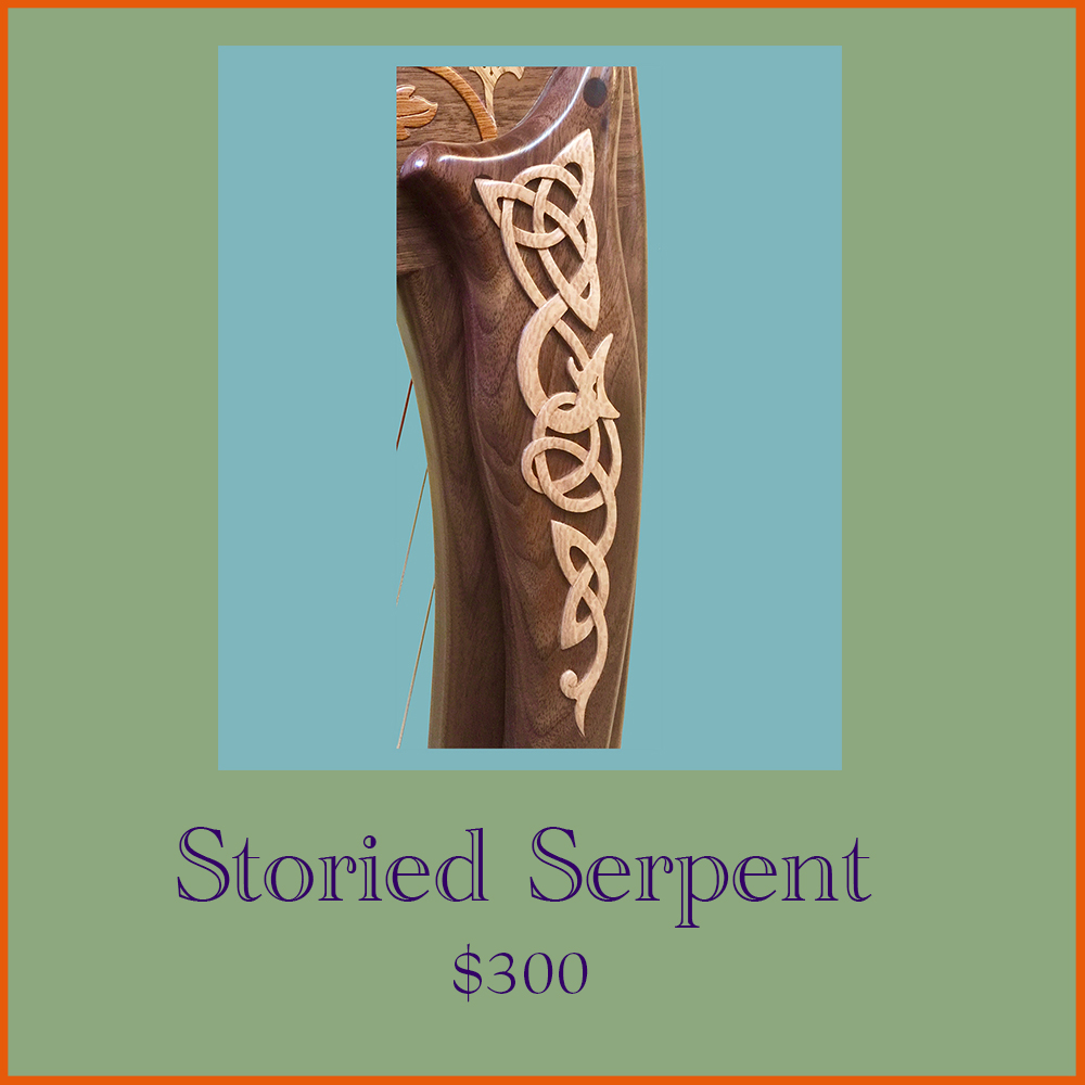 Storied Serpent