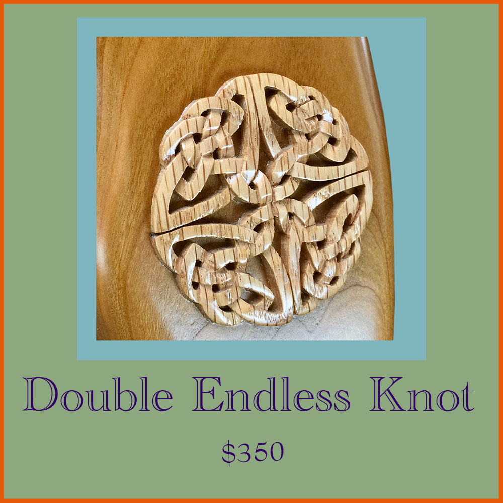 Double Endless Knot